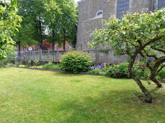 Notre petit jardin fleuri