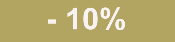 ❗️❗️- 10%❗️❗️ - 1