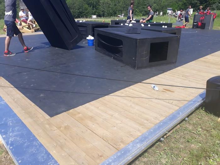Plancher/scène - 5