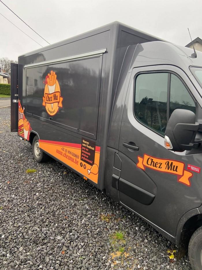 Notre Food Truck - 10