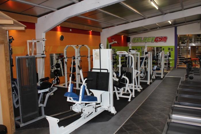 Salle de sport - 2