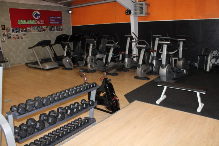 Salle de sport - 7