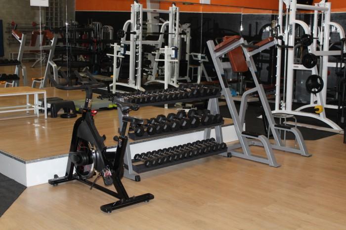Salle de sport - 9