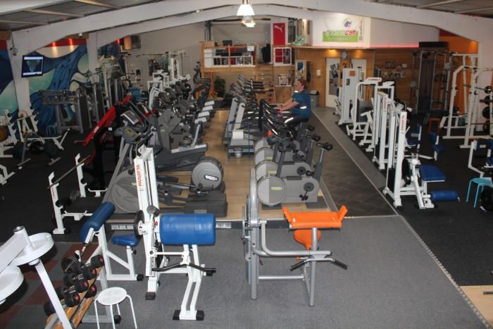 Salle de sport - 13