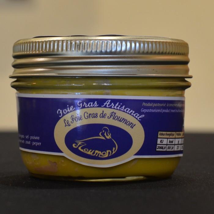 Fois gras en verrine