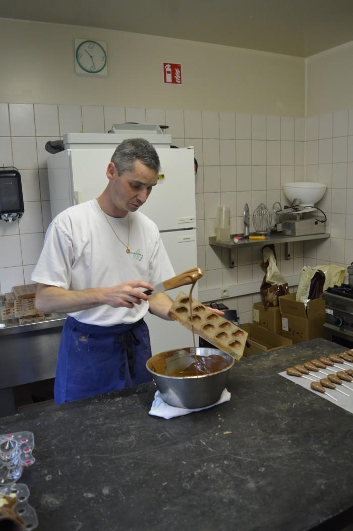 Chocolaterie Artisanale - 9