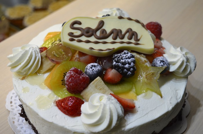 Nos gâteaux - 5