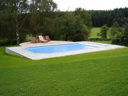 Piscine - wellness - 2