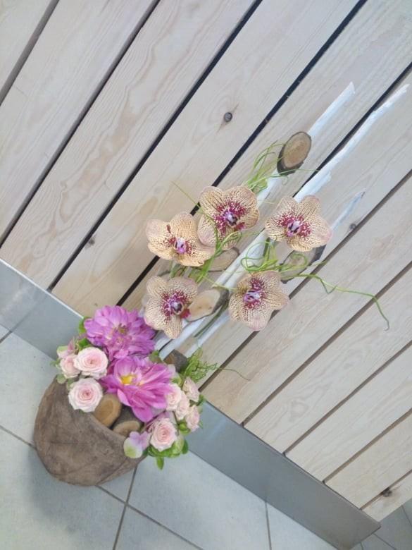 Montages Florales - 2