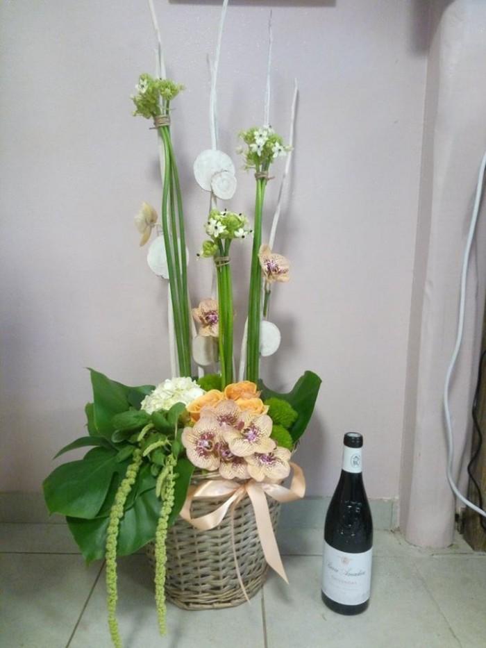 Montages Florales - 1