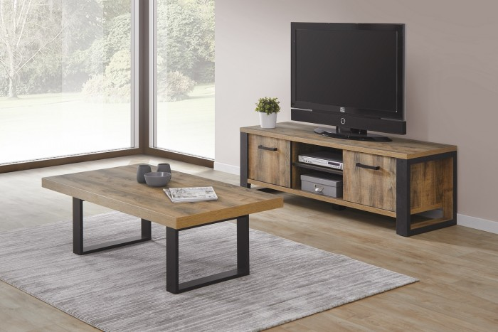 Meuble TV, biblio, table - 16