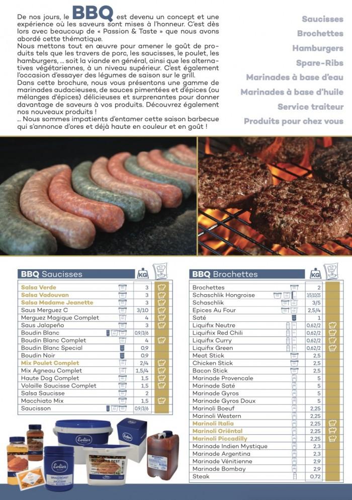 Spécial barbecue - 2