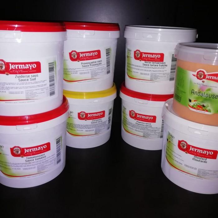 Sauces Jermayo