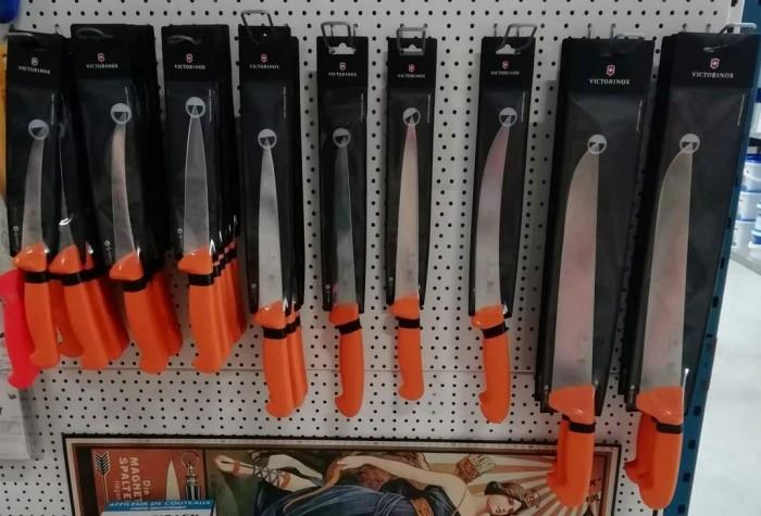 Couteaux et autres - 4