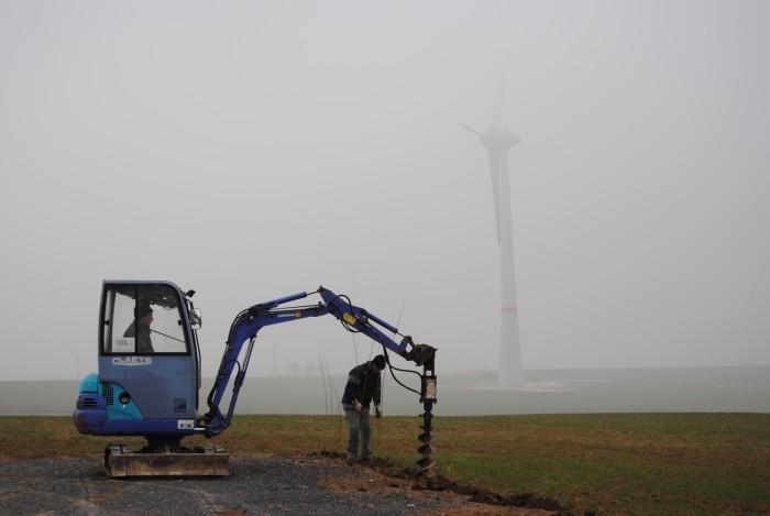 Parc éolien - 1