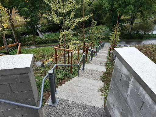 Escaliers et rampes - 8