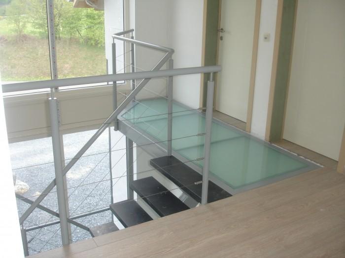 Escaliers et rampes - 2