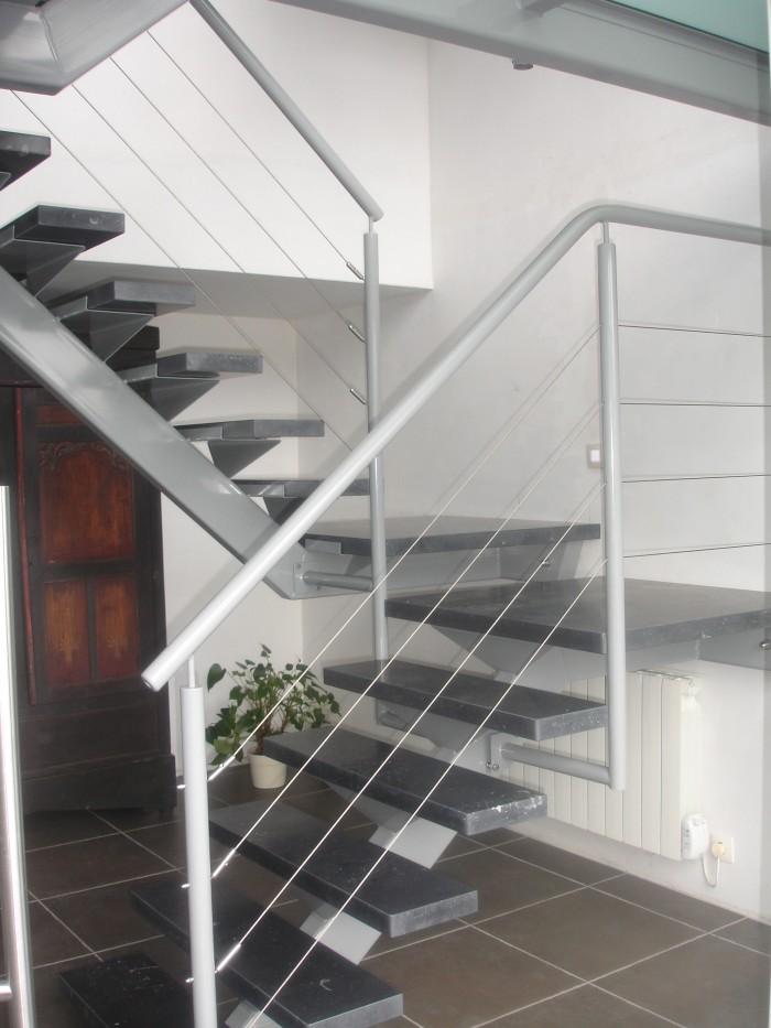 Escaliers et rampes - 1