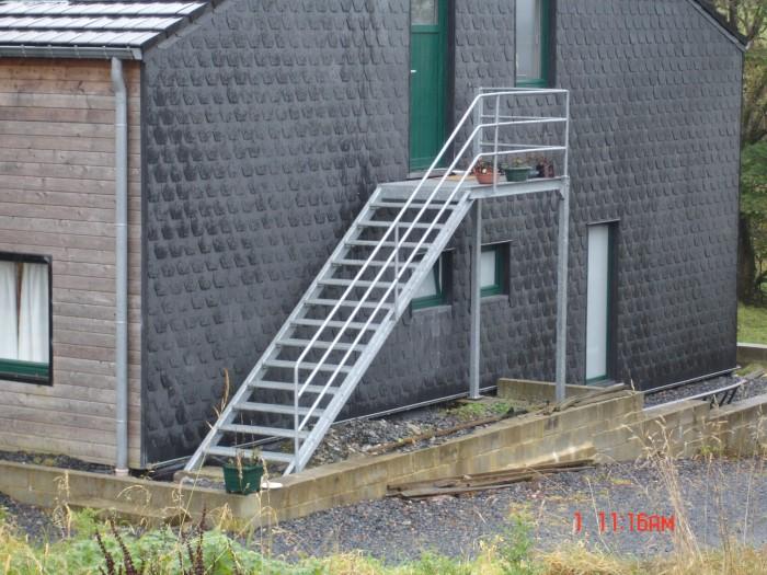 Escaliers et rampes - 24