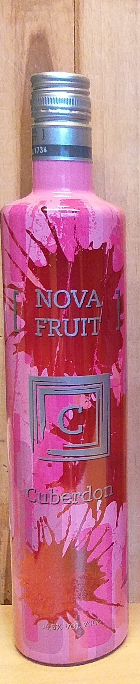 "Nova Fruit "" Cuberdon """