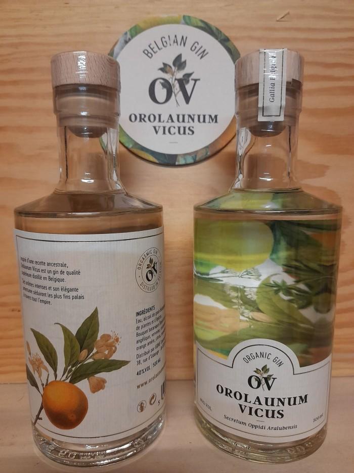 Un Gin Belge !!!!! Des ArÔmes Intenses