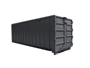 Container De Stockage Fermé