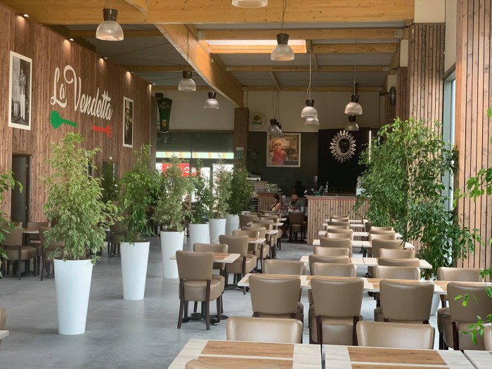 Le restaurant - 6