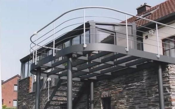 Gardes-corps - terrasses - 18