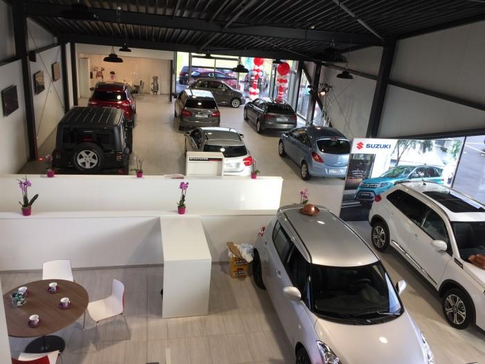 Showroom Garage Ms Motor Ciney