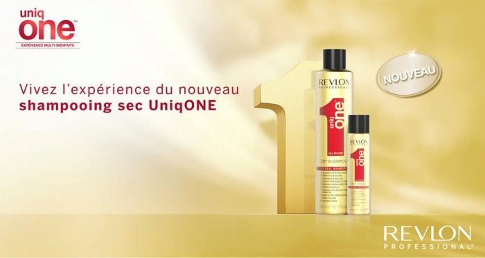 Shampooing sec Revlon