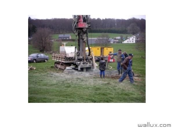 Forage de puits - 4