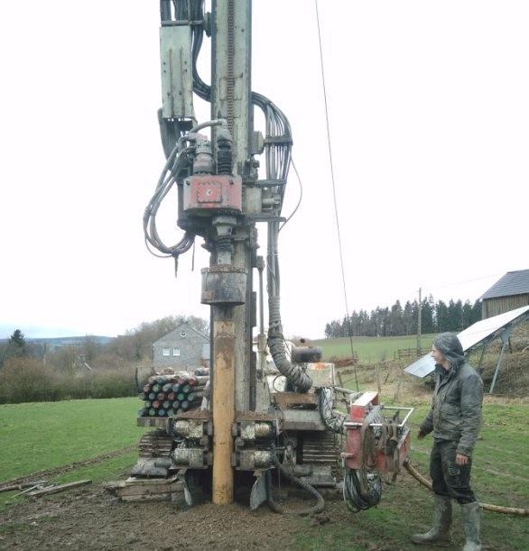 Forage de puits - 3