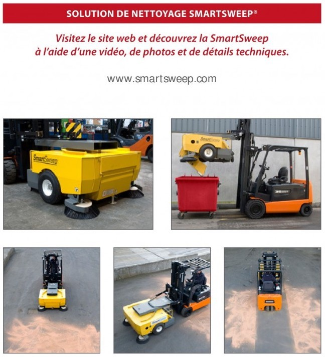 Smartsweep - Balayeuse - 2