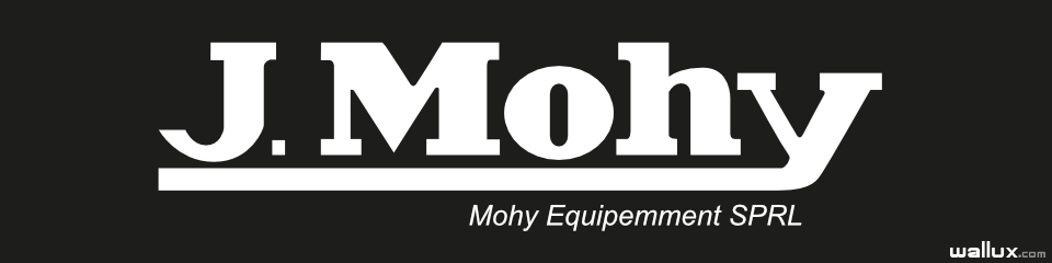J.Mohy Equipement sprl