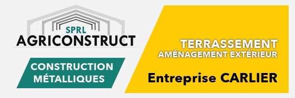 Agriconstruct - Entreprise Carlier